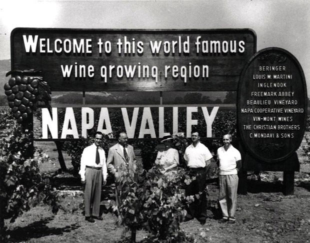 Welcome to this world famous wine region NAPA VALLEY
